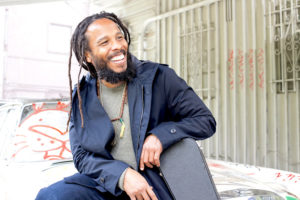 Ziggy Marley - Fly Rasta Tour